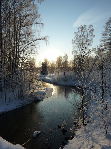 Finland in the winter – Photos from 2012   Badlands Blog