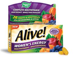 alive_womens energy_multivitamin_iherb_review