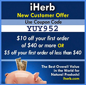 2013_Iherb discout coupon code