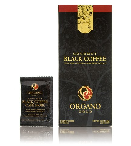 Organo Gold Gourmet Black Coffee review