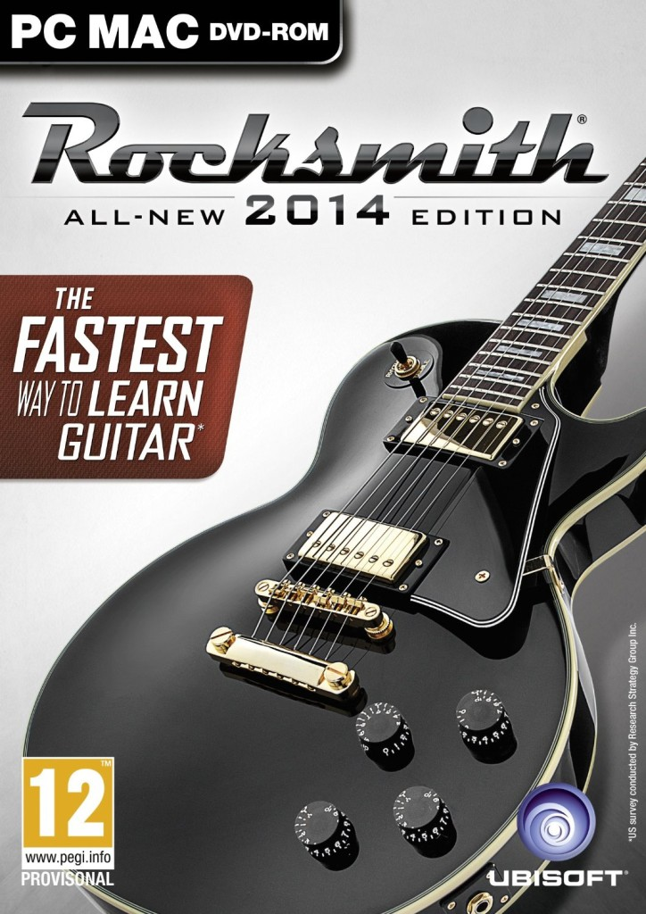 Rocksmith the Fastest Way to Learn the Guitar? | Rocksmith