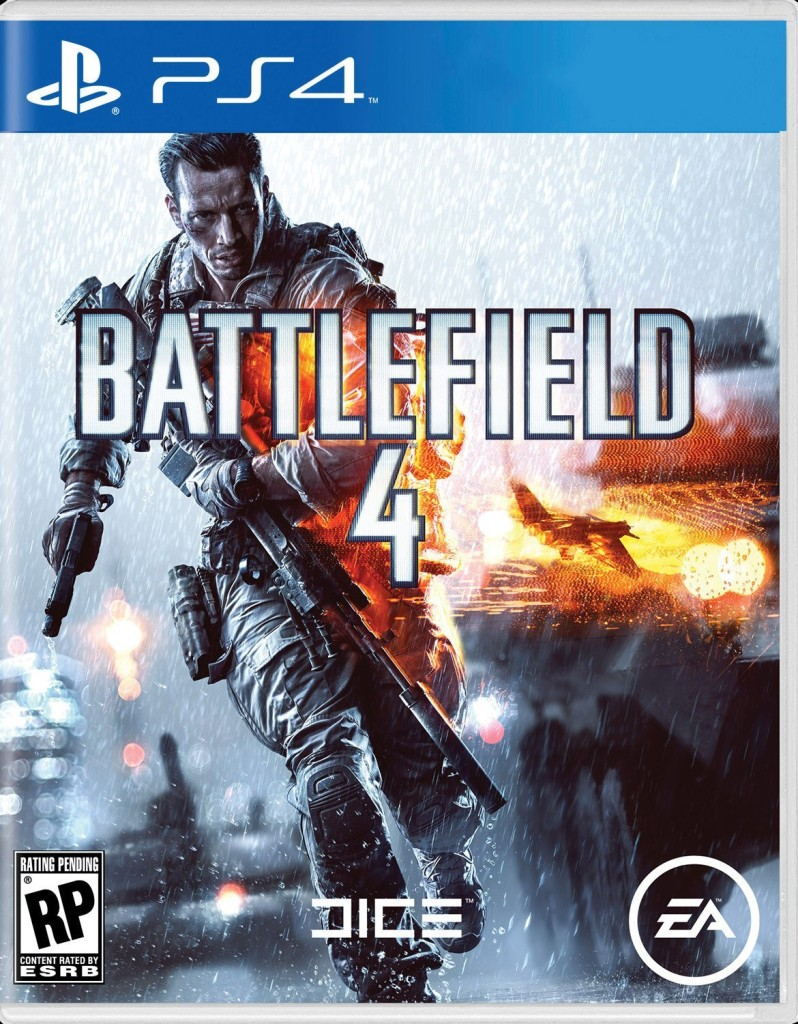 Sony_Playstation_4_Battlefield 4_PS4_Game_cover_art_front