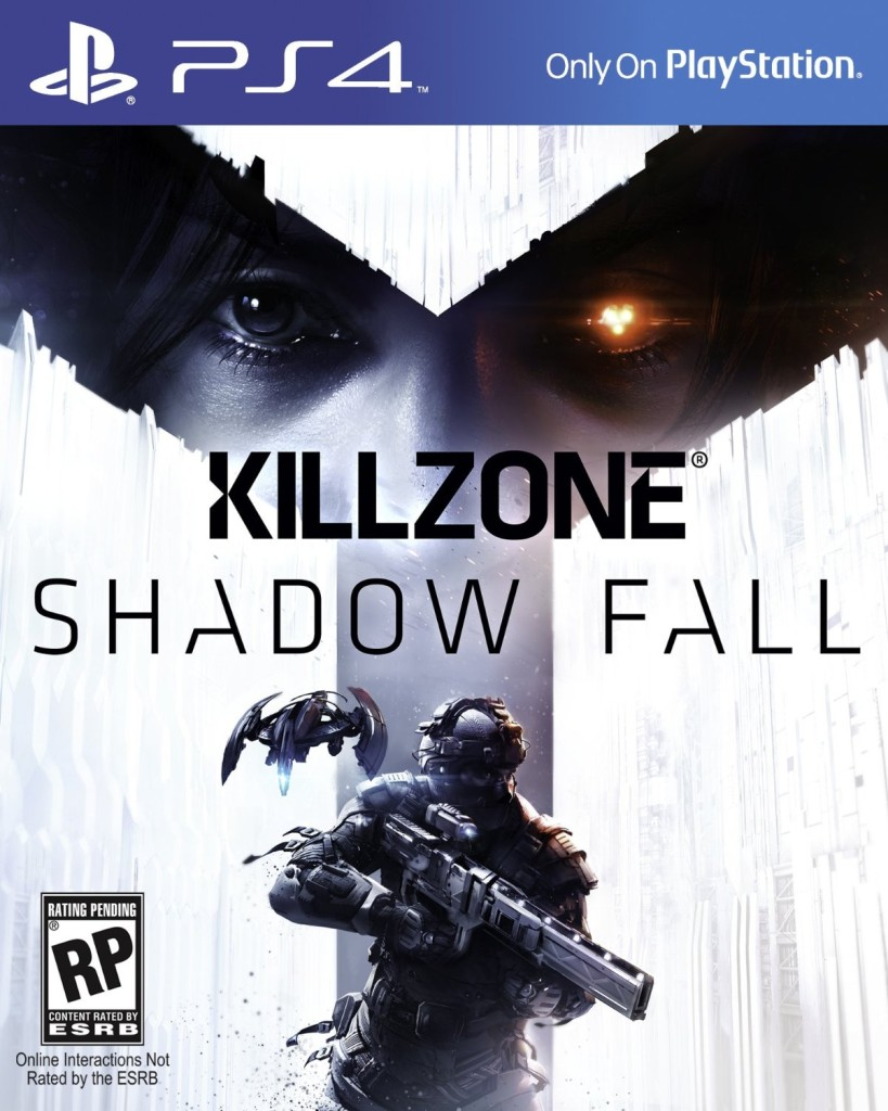 Sony_Playstation_4_Killzone_shadow_fall_PS4_Game_cover_box_art_front