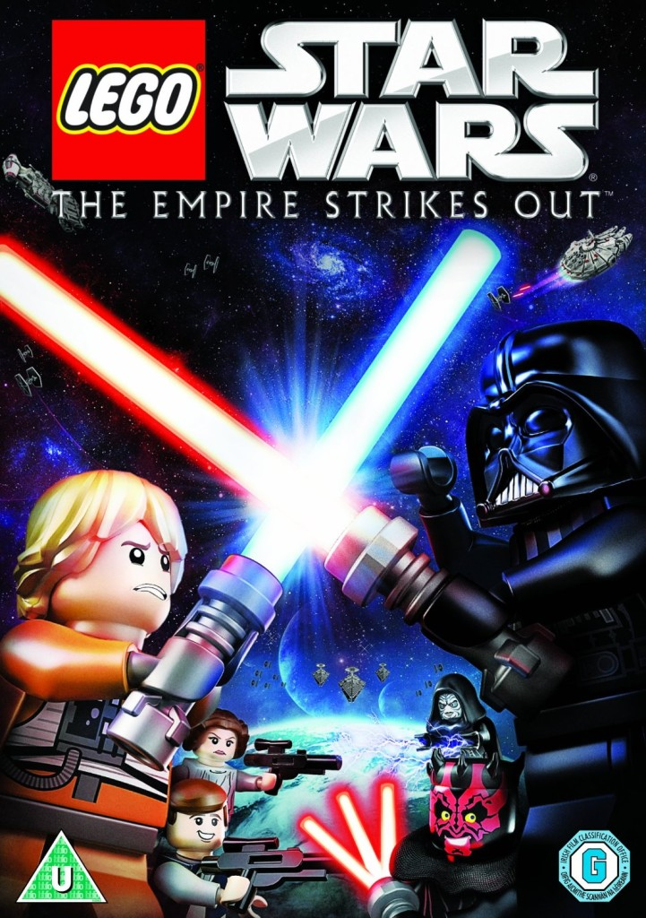 LEGO Star Wars The Empire Strikes Out [DVD]