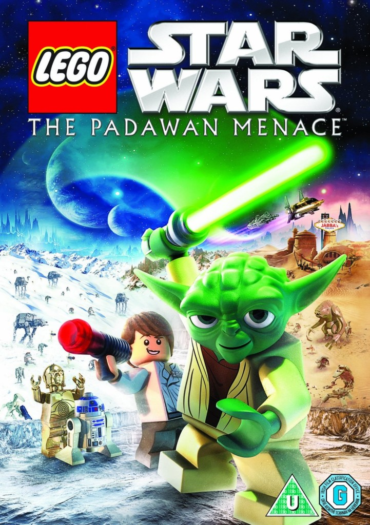 LEGO Star Wars The Padawan Menace [DVD]