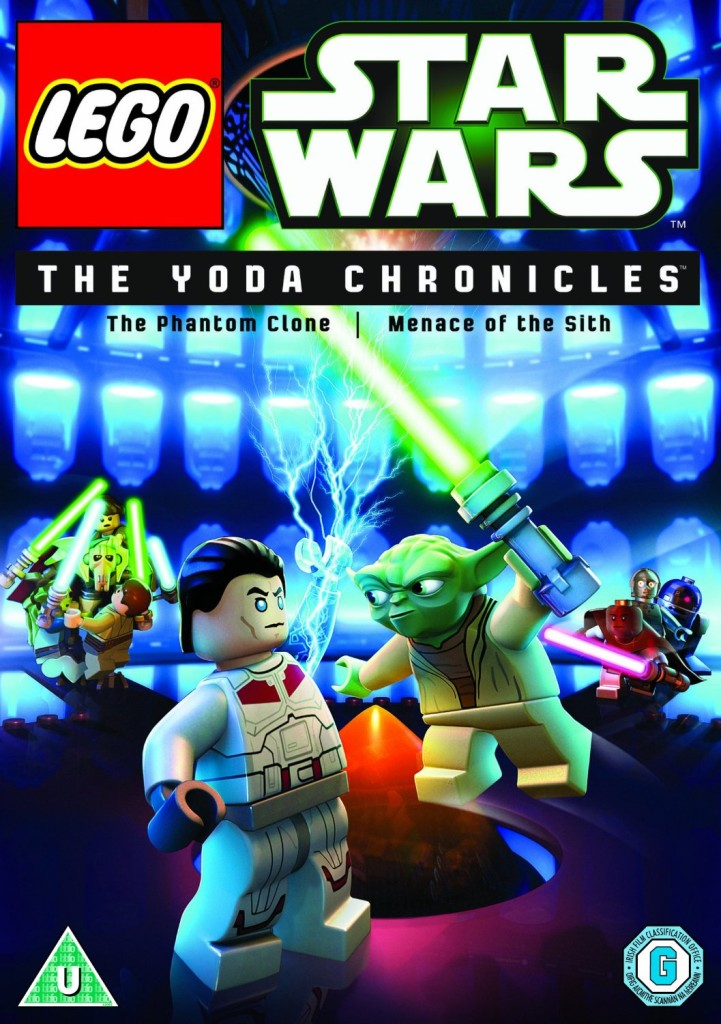 Lego Star Wars The Yoda Chronicles [DVD]