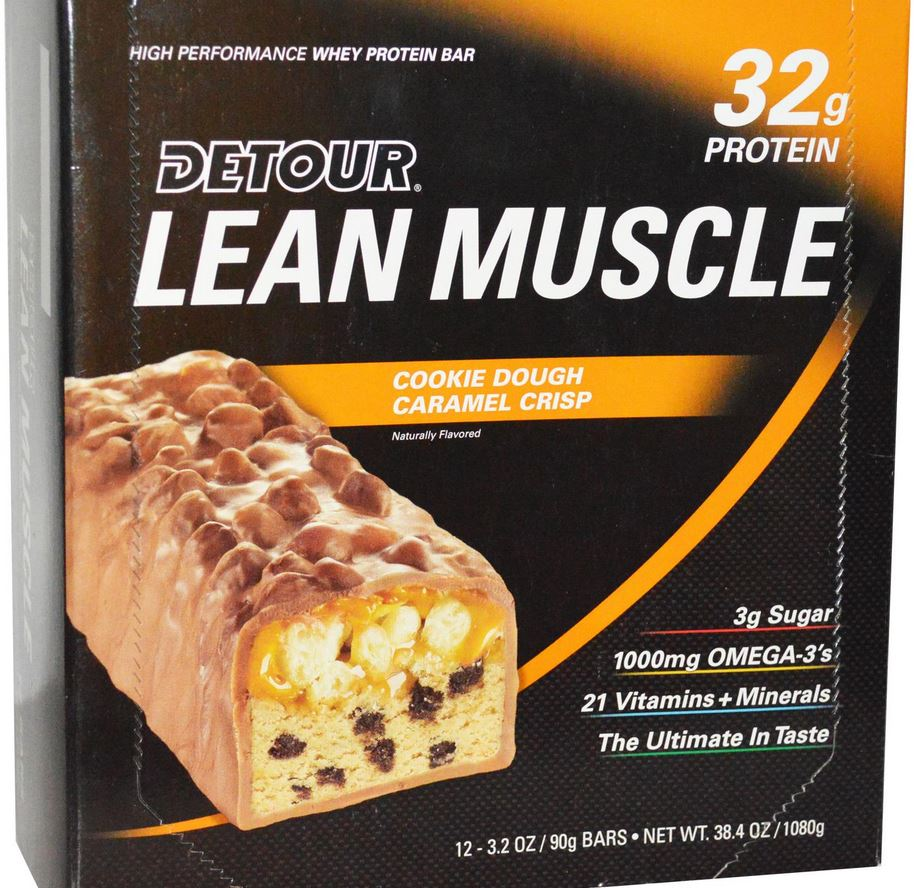 detour lean muscle