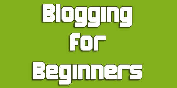 blogging-for-beginners