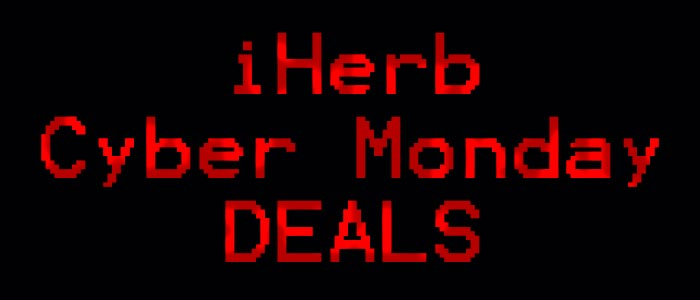 iherb-cyber-monday-deals