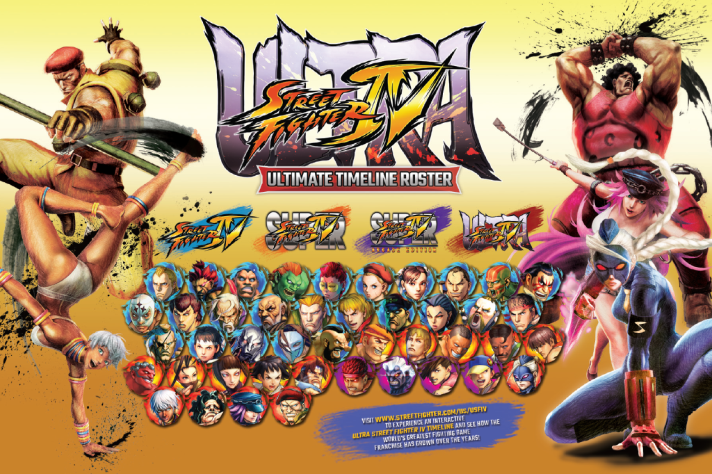 Ultra Street Fighter 4-ps4-playstation-4