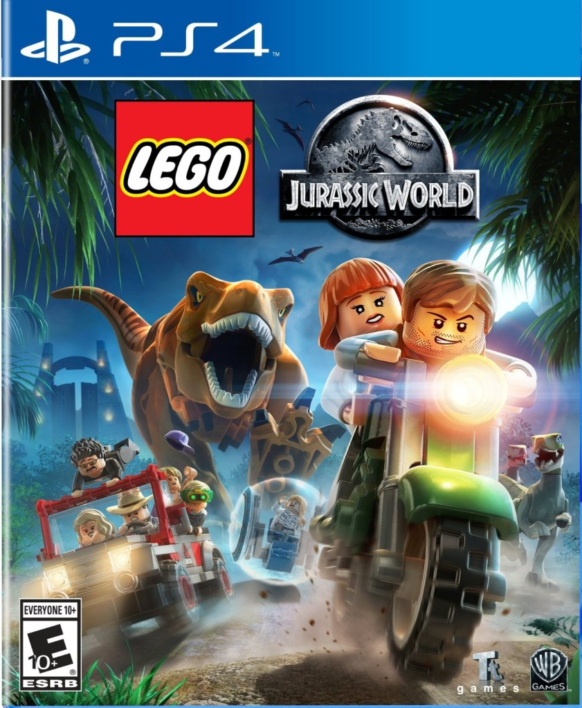 ps4-Lego-Jurassic-World-playstation-4-game-cover-art