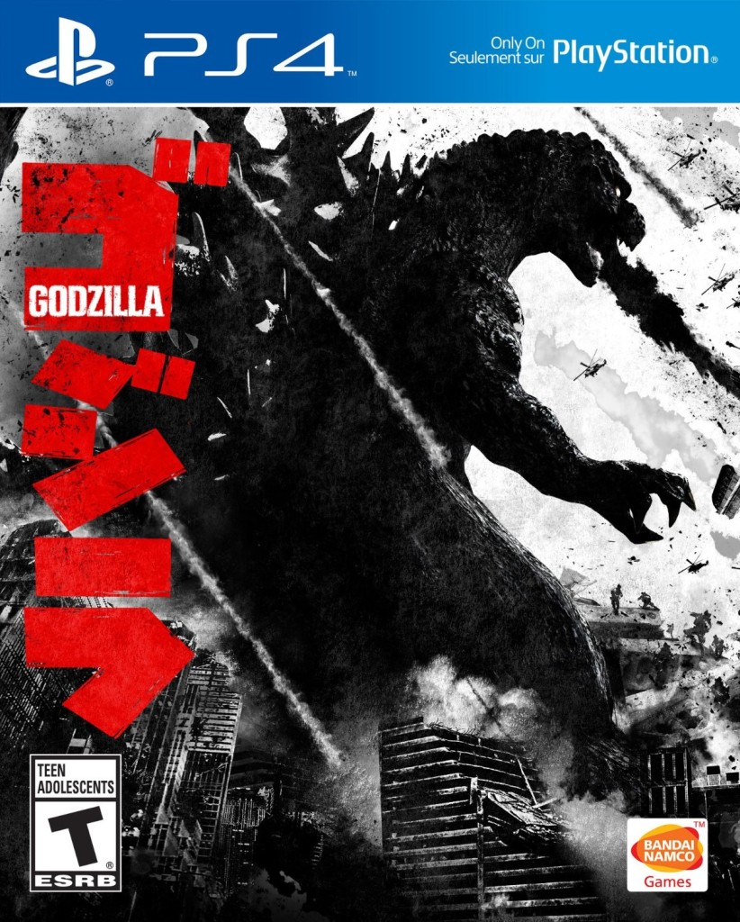 Godzilla The Game