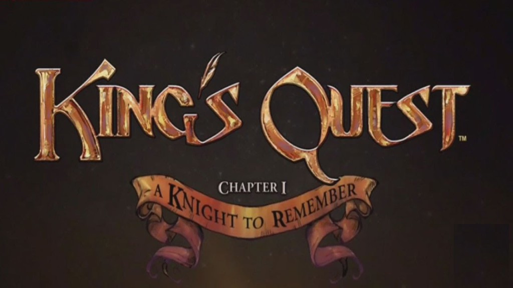 King s Quest A Knight to Remember ps4