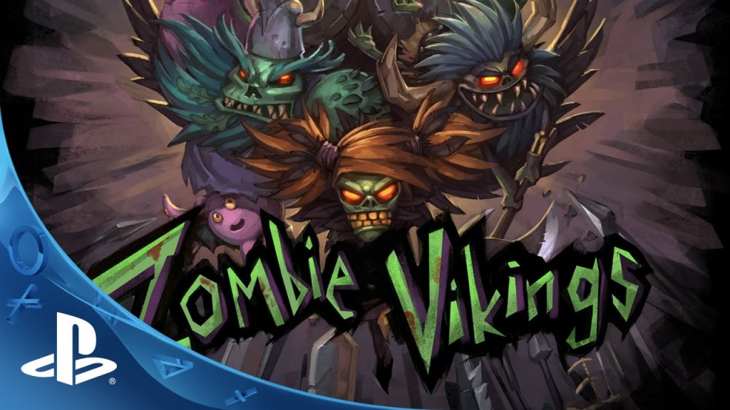 Zombie Vikings ps4