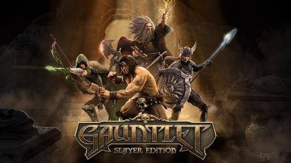 Gauntlet Slayer Edition playstation 4
