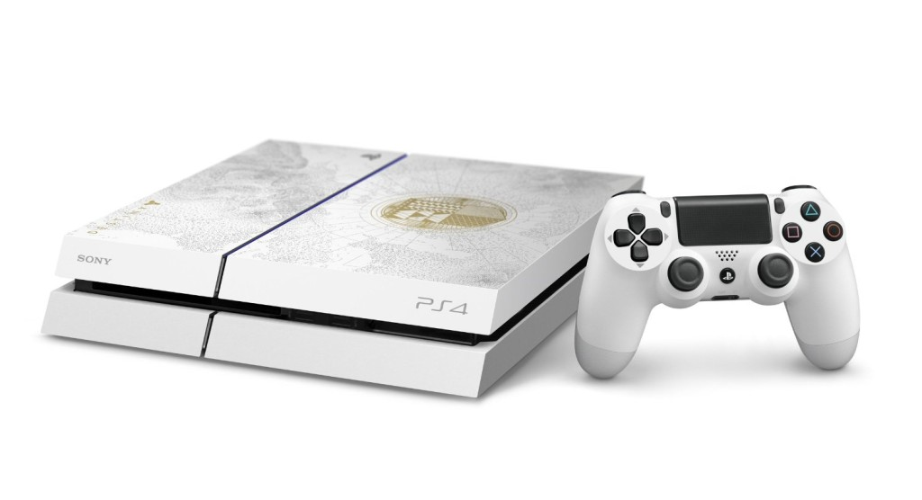 Sony PlayStation 4 Limited Edition with Destiny 3