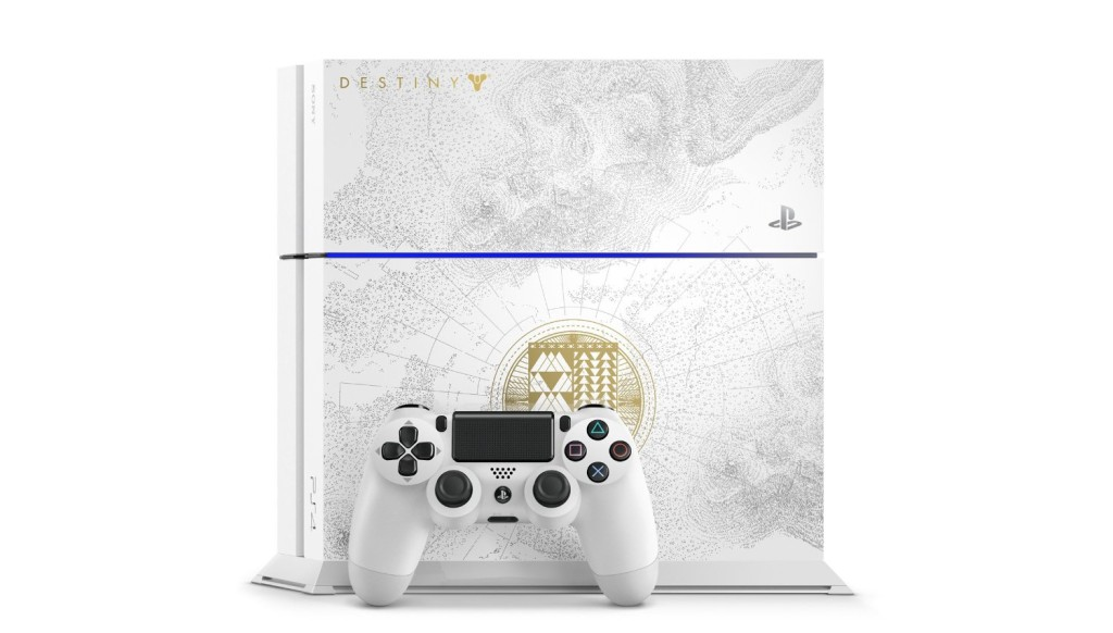 Sony PlayStation 4 Limited Edition with Destiny 4