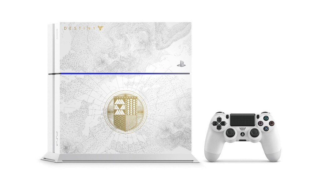 Sony PlayStation 4 Limited Edition with Destiny 5