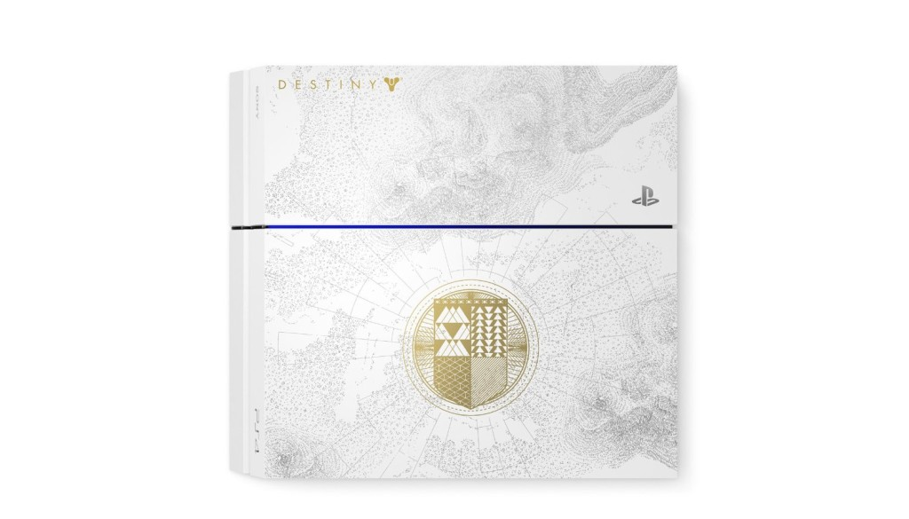 Sony PlayStation 4 Limited Edition with Destiny 6