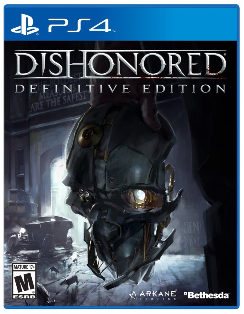 dishonored definitive edition - playstation 4 - ps4