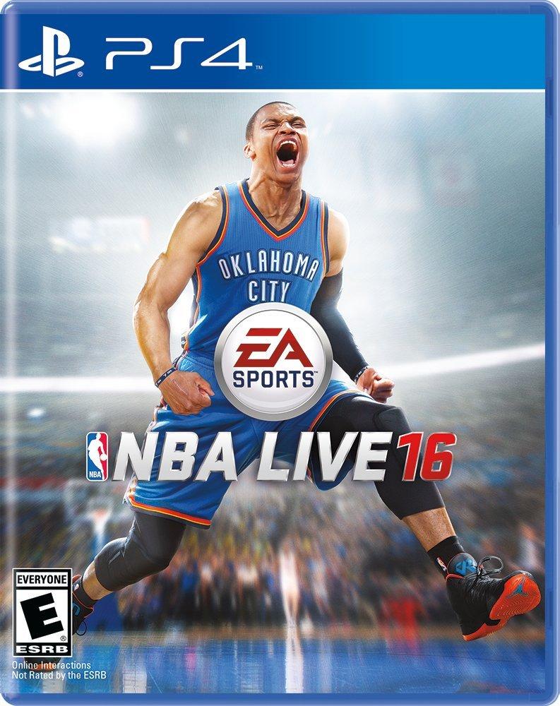 NBA Live 16-ps4