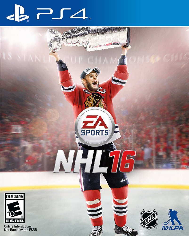 NHL 16 ps4 playstation 4