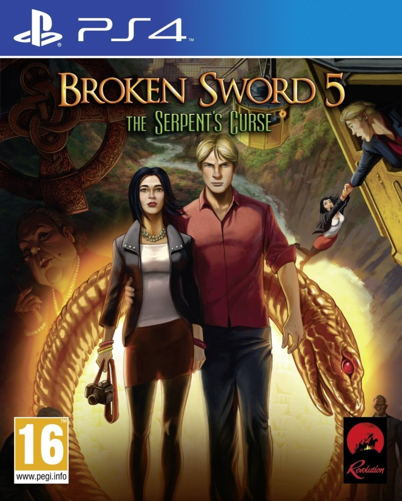broken sword 5 the serpent s curse ps4