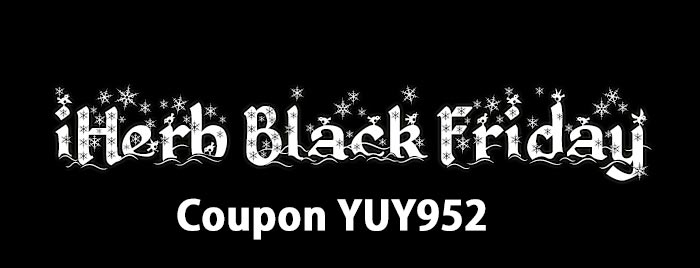 Iherb Black Friday 2017 Coupon