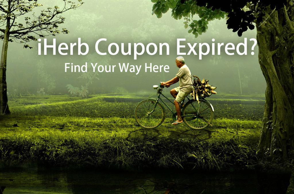 iherb discount coupon is expired