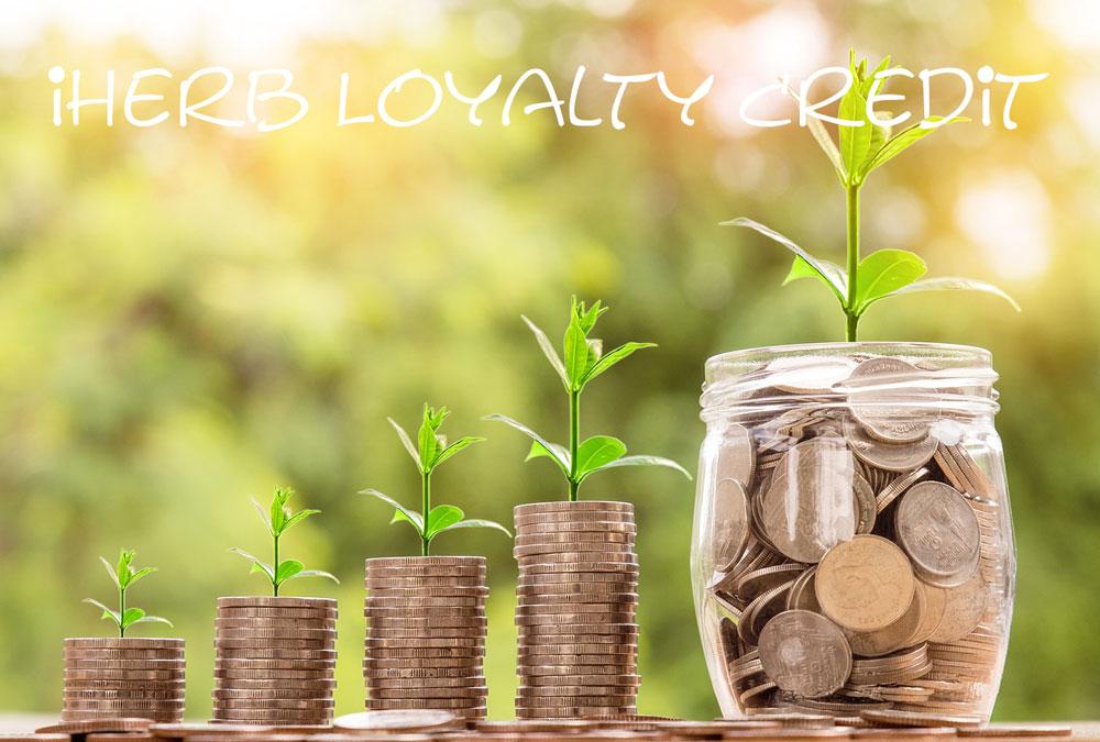 iherb loyalty credit