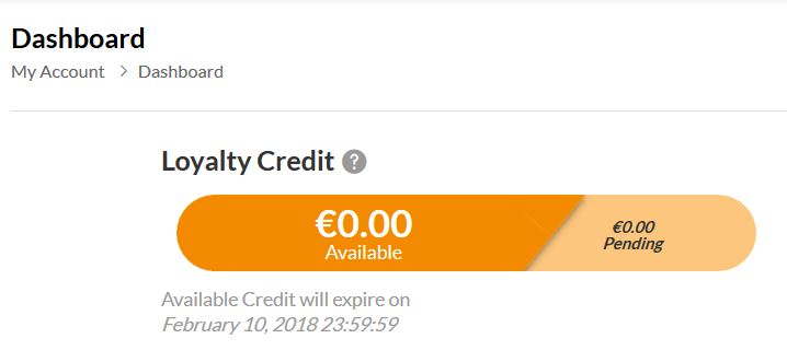 iherb loyalty credit 2
