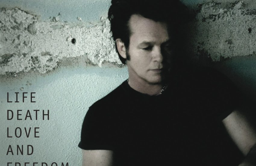John Mellencamp Life Death Freedom Cover Art