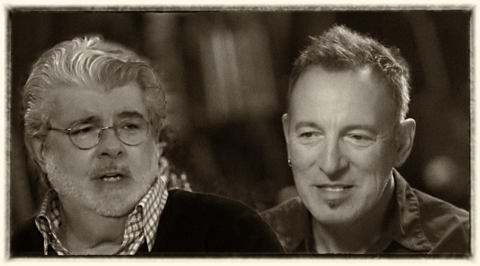 Bruce Springsteen & George Lucas