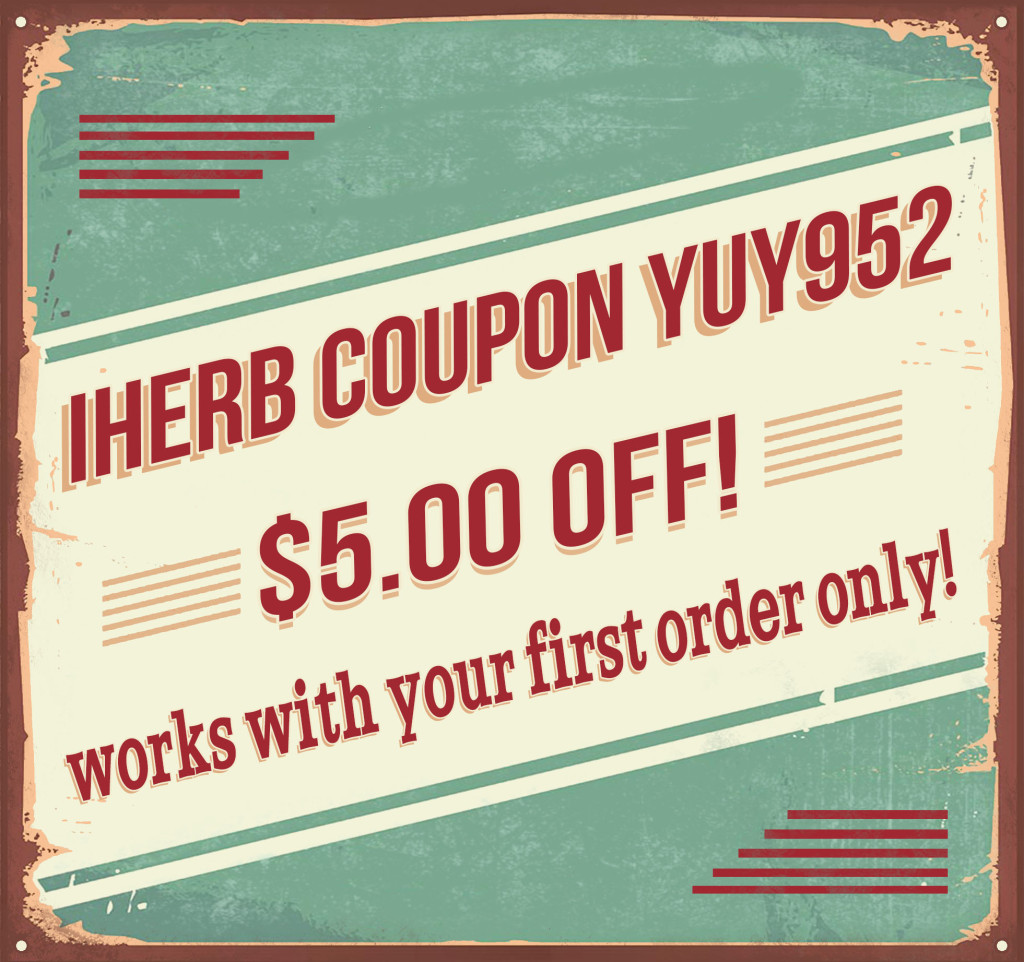 Where to Redeem an iHerb Coupon Code. After shopping on iHerb's website, click on the shopping cart in the upper right corner. After the next page loads, you will see the list of products that you are purchasing at the top of the page. Look for the words