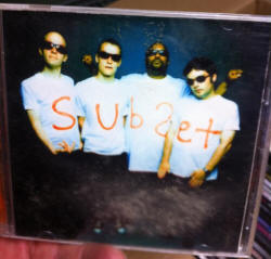 Subset (Presidents of the USA & Sir Mix-A-Lot) Demo CD