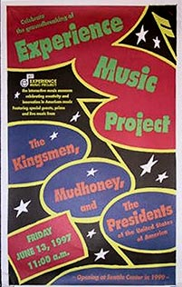 Poster - EMP - PUSA / Presidents Of The USA