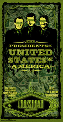 Poster - PUSA / Presidents Of the USA