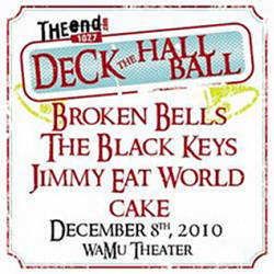 Presidents of the USA - Black Keys - - Deck the Hall Ball - Poster