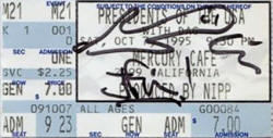 1995 - Mercury Cafe - Presidents of the USA / PUSA