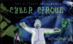 1997-08-05 - The Presidents Of The USA (PUSA) at Cyber Cirque