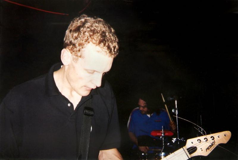 1995-03-17 - SXSW showcase - Steamboat, Austin, TX