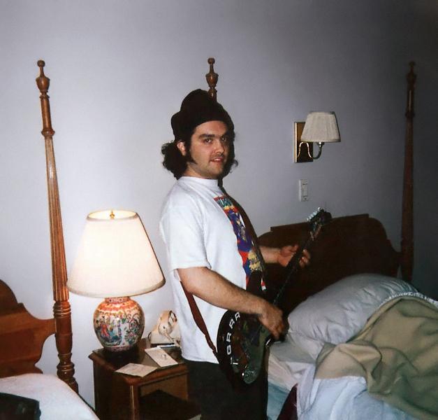 1995-03-13 - Brownies, New York, NY