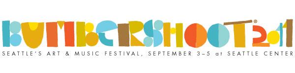 Bumbershoot '11 - Festival - Logo