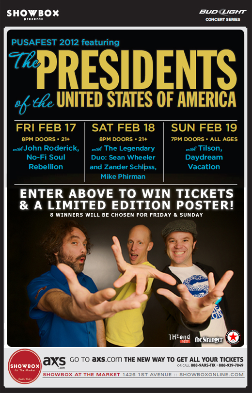 pusafest_2012_tickets_-Presidents_USA_Poster