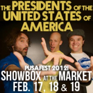 presidents_of_the_usa_showbox_2012_pusa_fest_poster