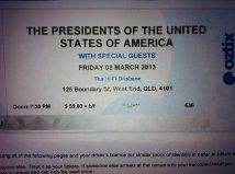 2013-03-08_Presidents_of_the_usa_ticket
